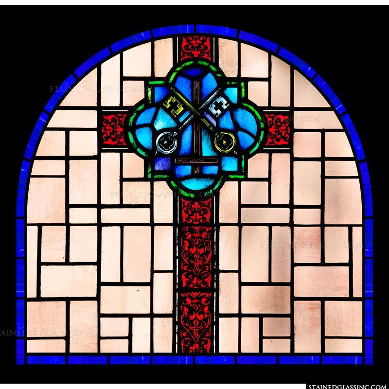 Saint Peter's Emblem