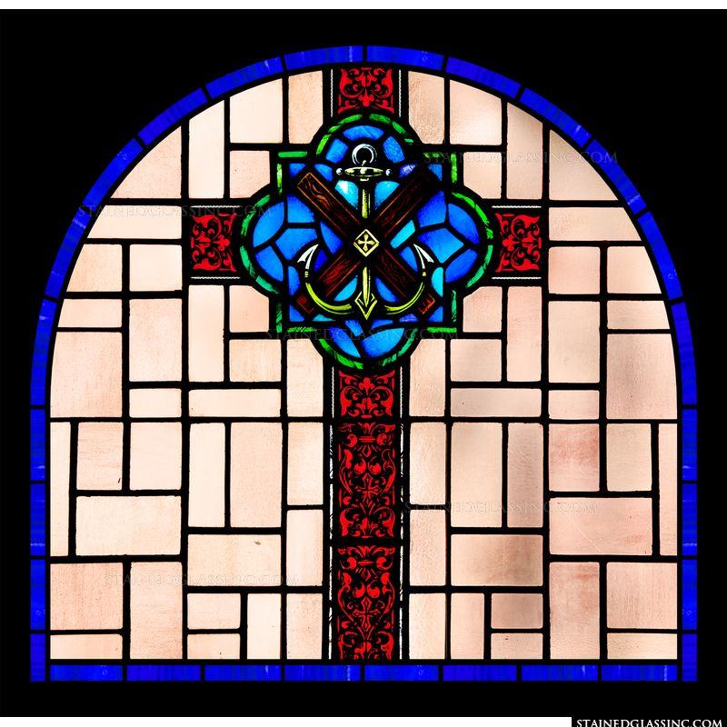 Saint Andrew's Emblem