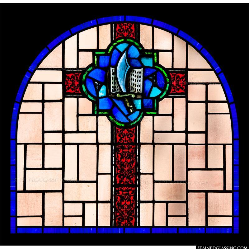 Saint Bartholomew's Emblem