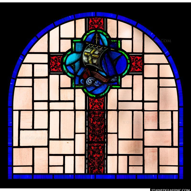 Ship Emblem of Saint Jude