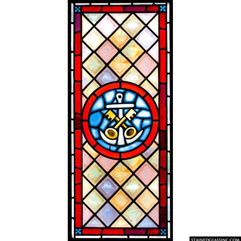 Saint Peter's Symbol