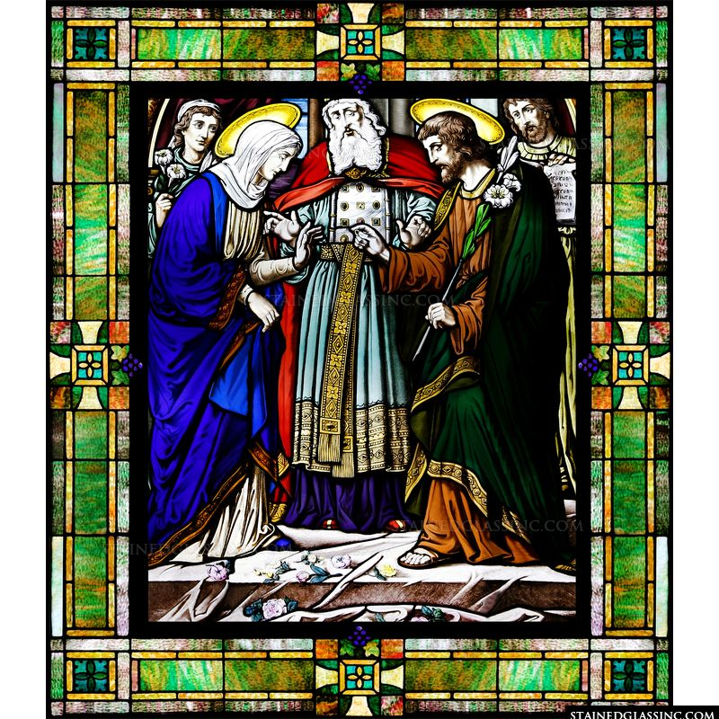 Union of Mary and Joseph