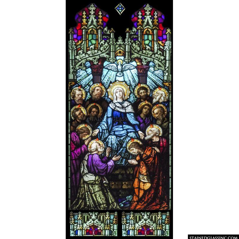Gothic Pentecost