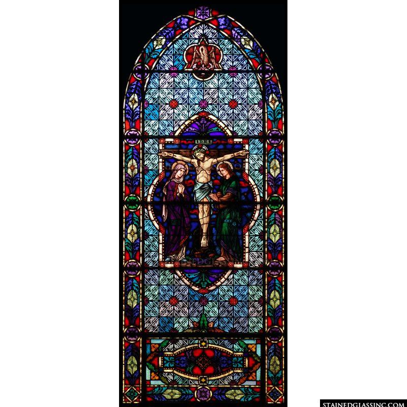 Intricate Crucifixion