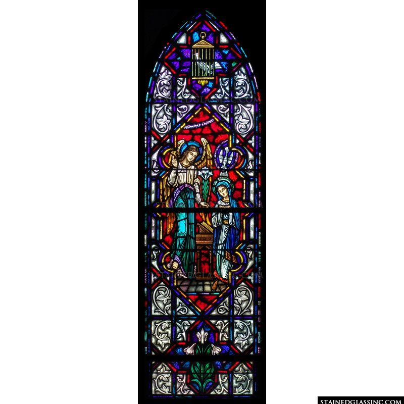 Gorgeous Annunciation