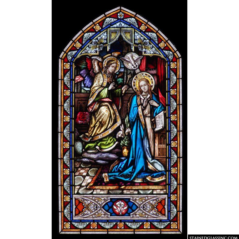Heavenly Annunciation
