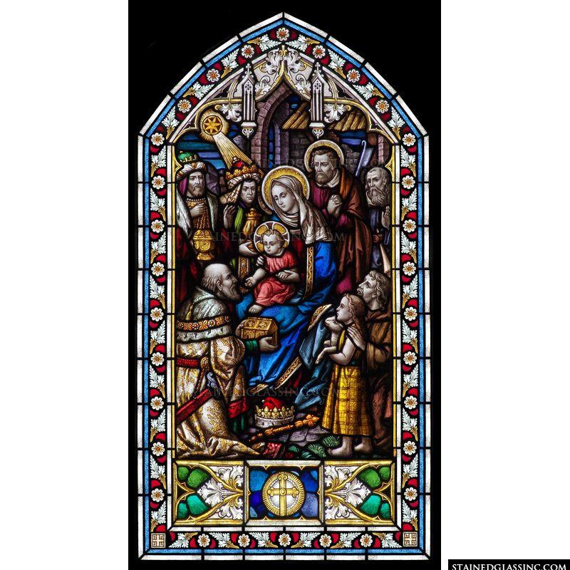 Elaborate Nativity