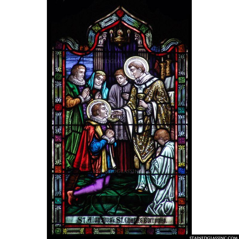 Saints Aloysius and Charles