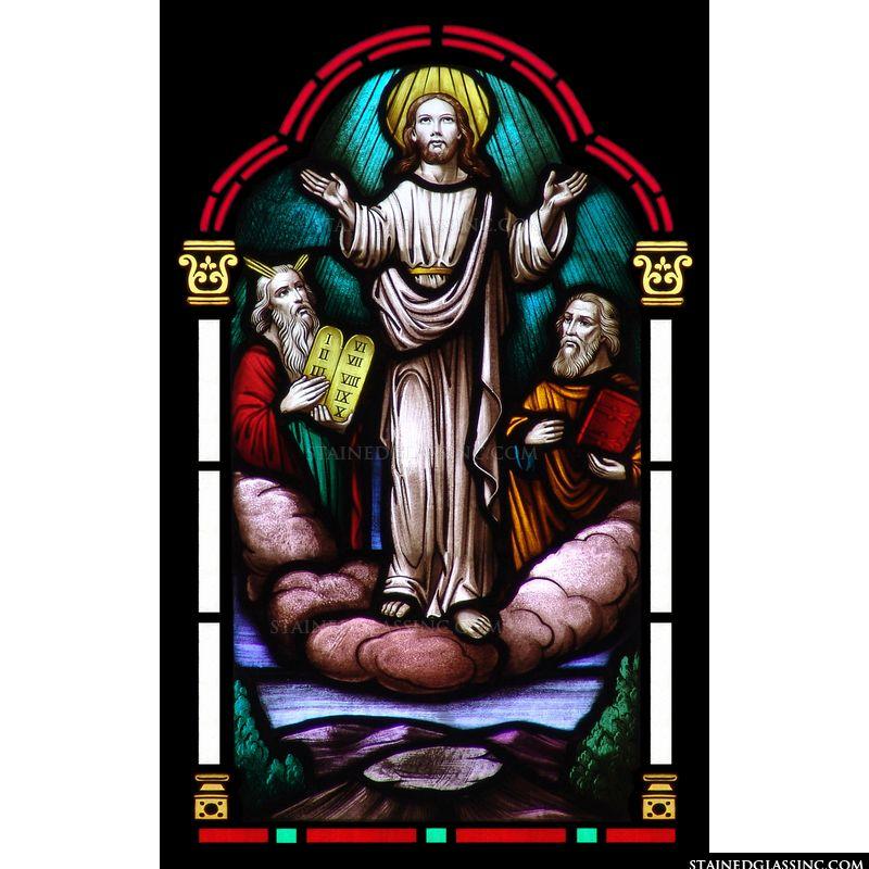 Jesus, Moses and Elijah