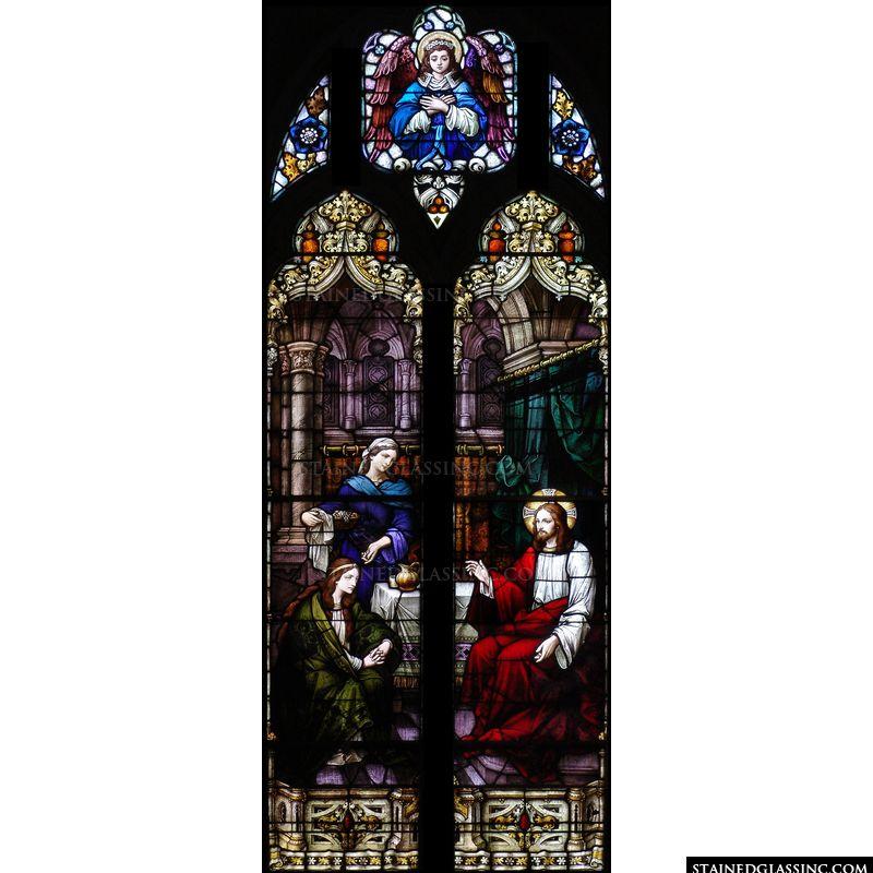 Mary, Martha and Jesus