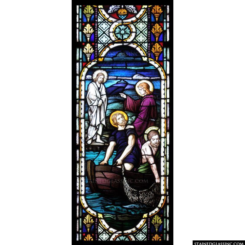 Apostles Fishing