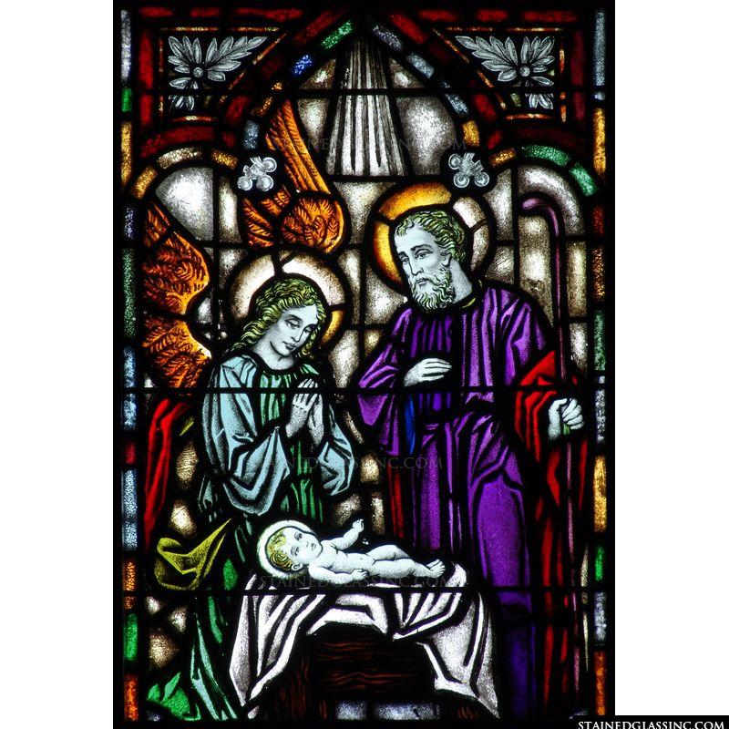 Angelic Nativity