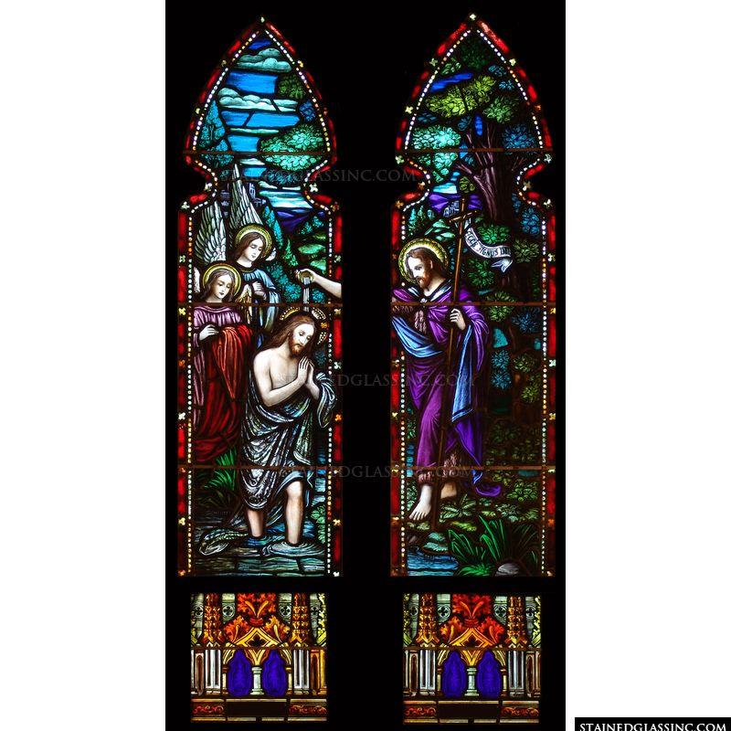 Gothic Baptism