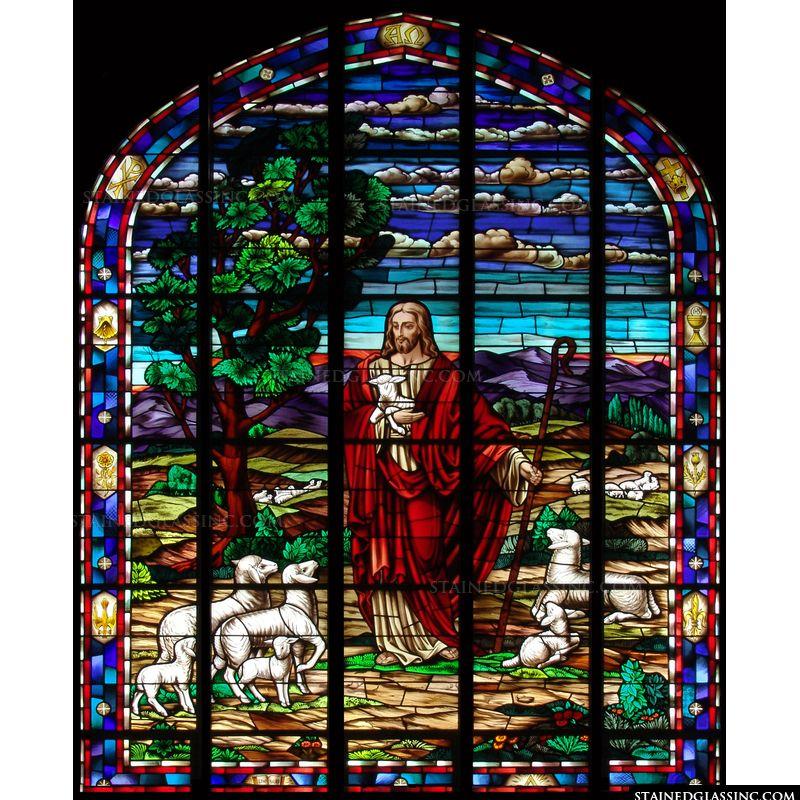 The Lord is thy Shepherd