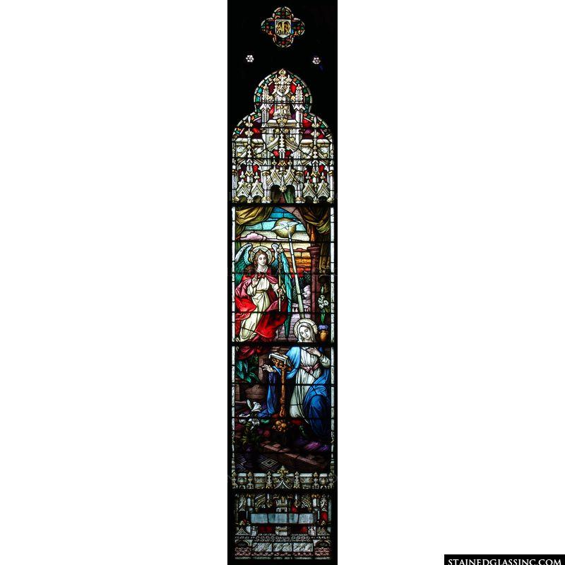 Gothic Annunciation