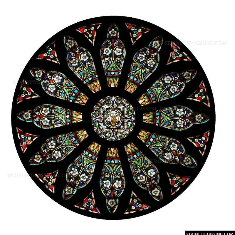 Lily Rose Window