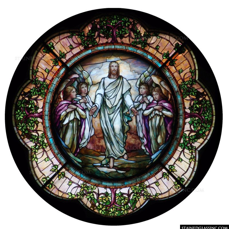 Christ Resurrected in a Round