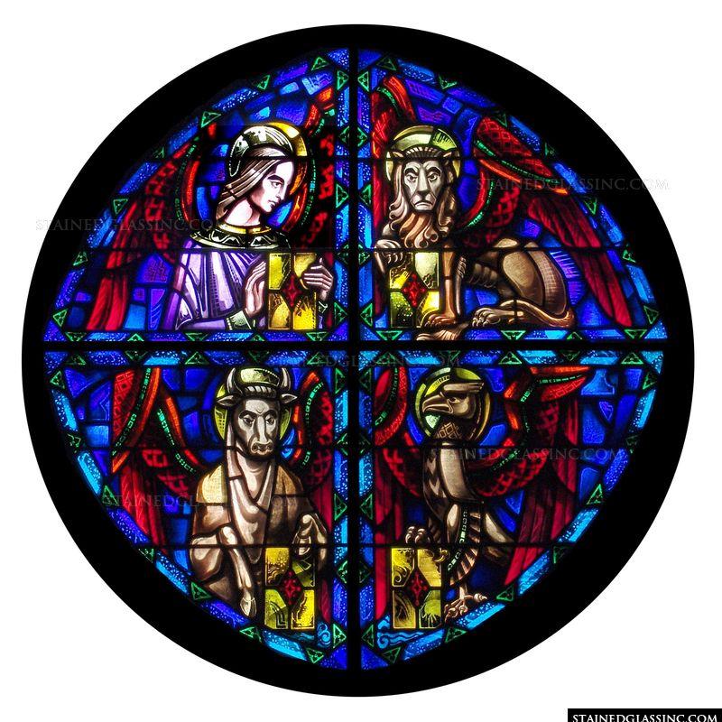Evangelist Symbols