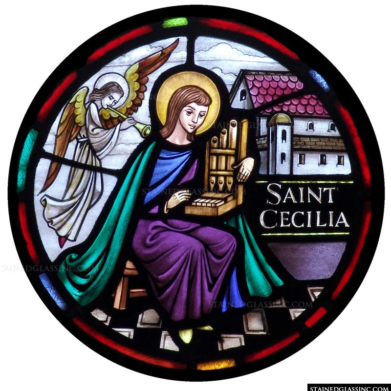 Rose Window Cecilia
