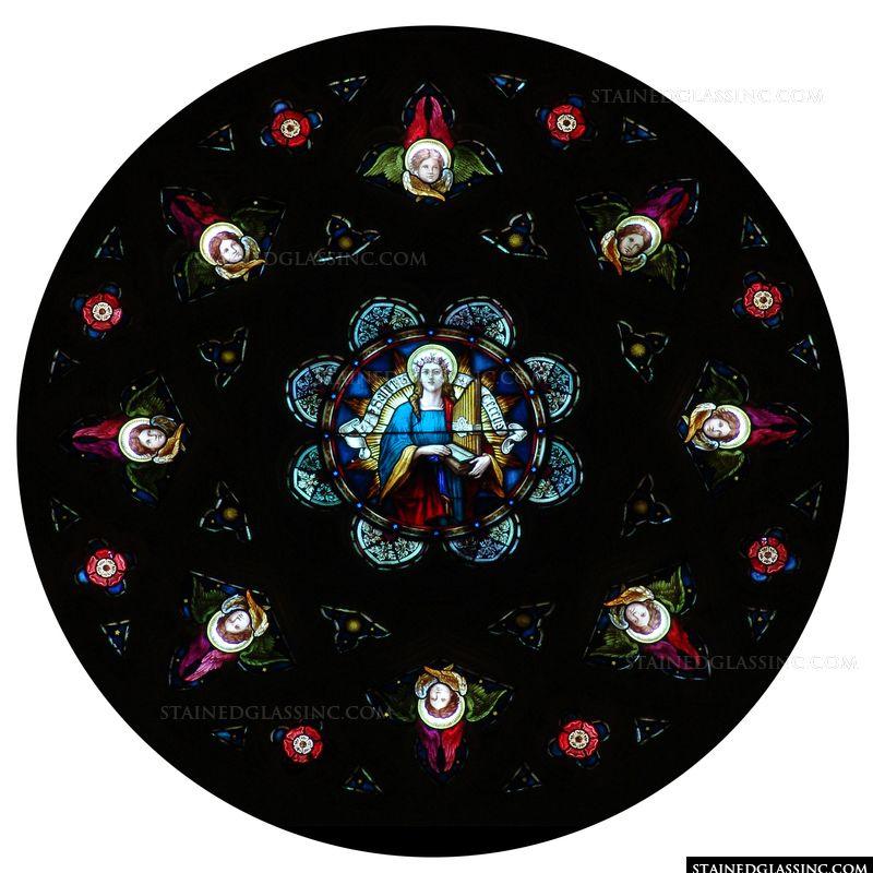 Patroness Saint of Music