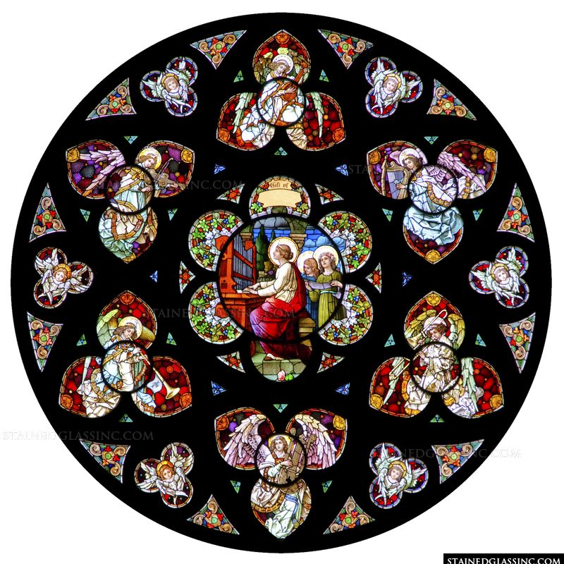 Praise Circle for St.Cecilia