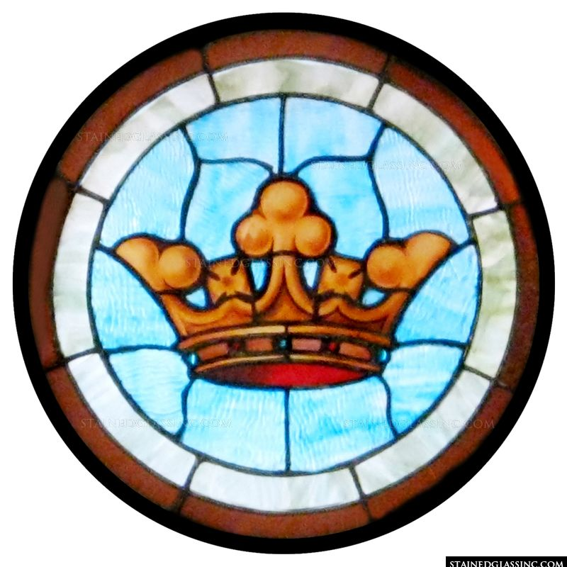 Golden Crown Dial