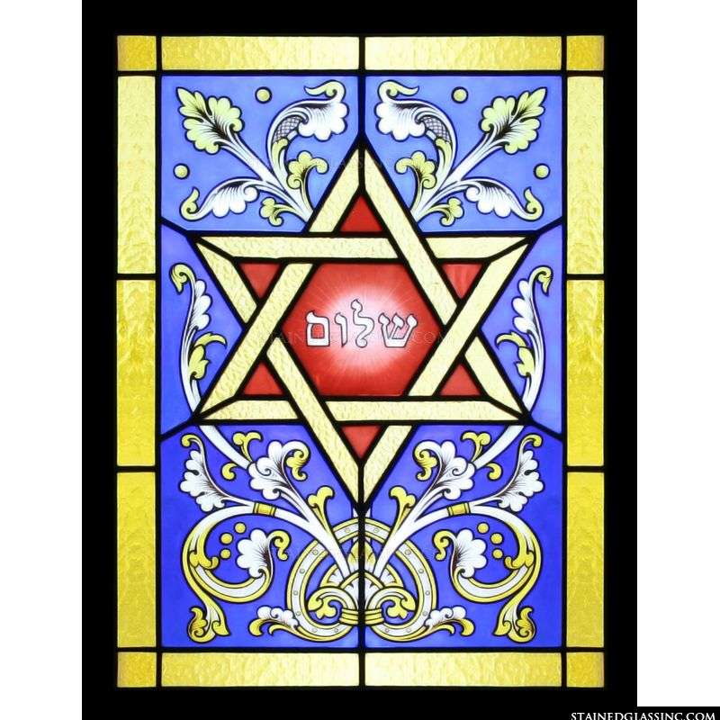 Beautiful Star of David