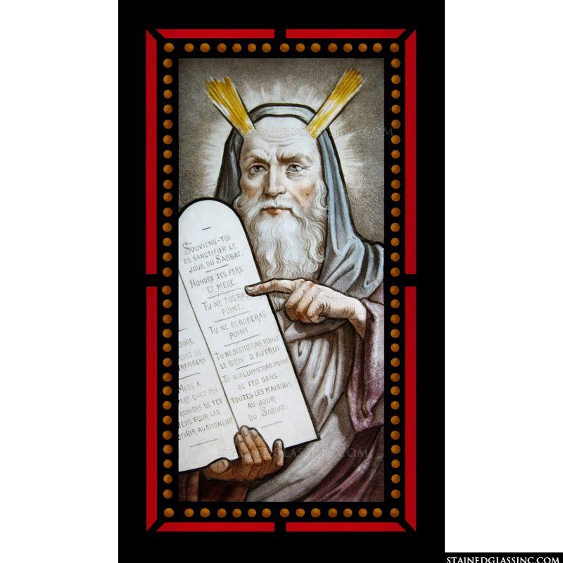Moses Framed