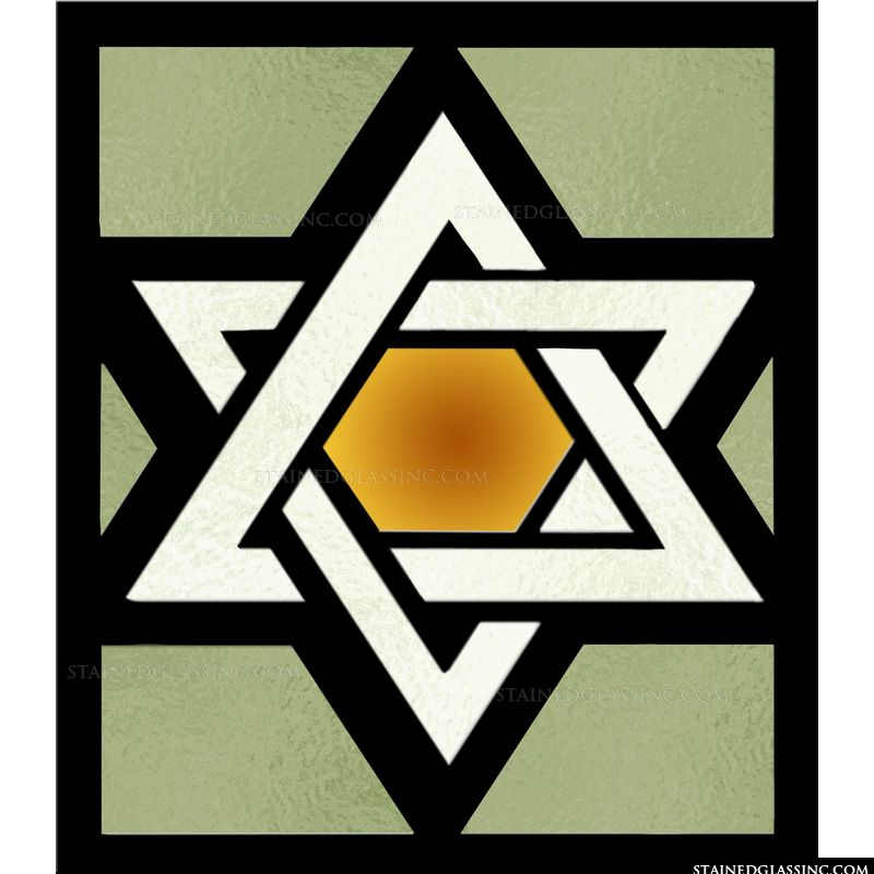 Pretty Star of David