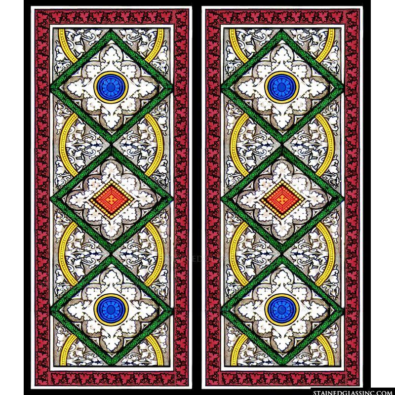 Captivating Double Panel