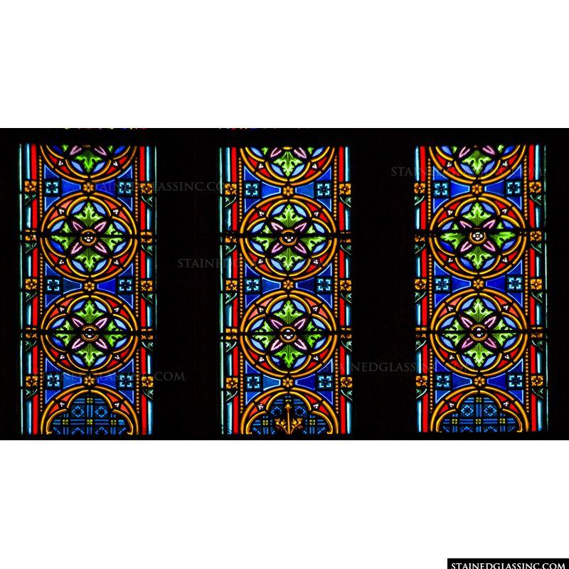 Triple Panels