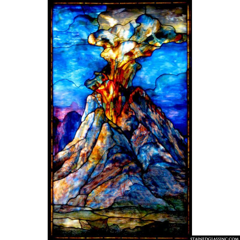 Tiffany Volcano