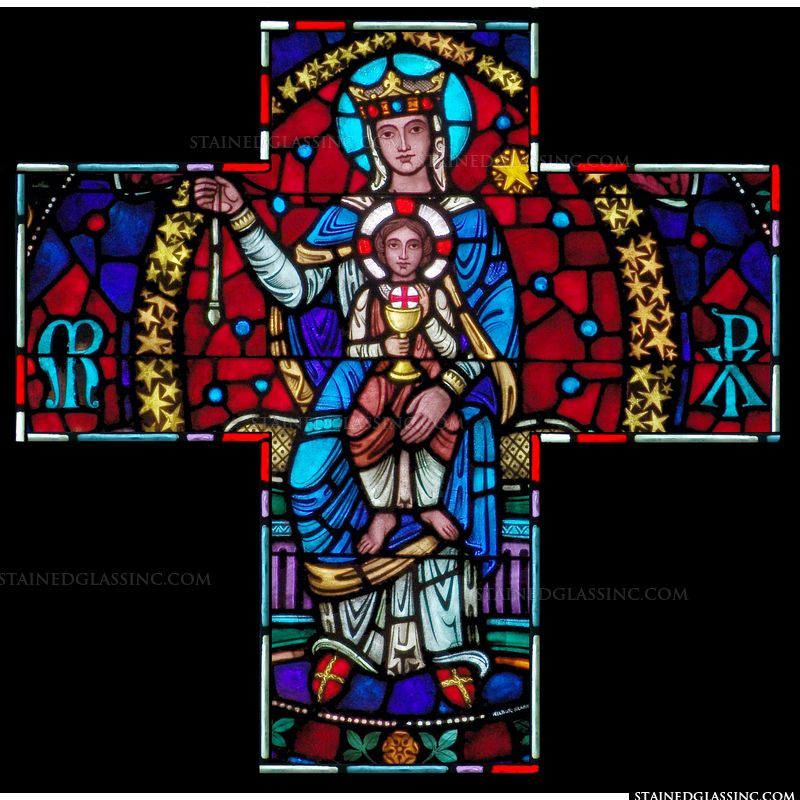 Cross Madonna