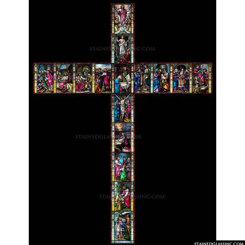 Cross 16 Scenes