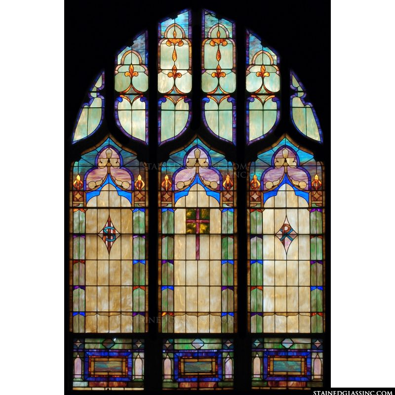 Symbolic Window Panels