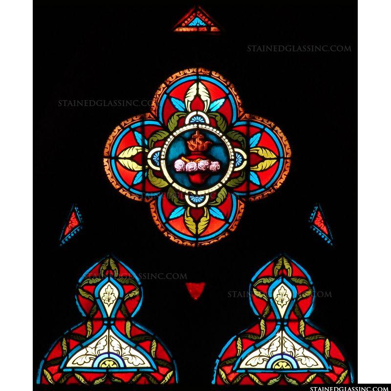 Sacred Heart Symbolism