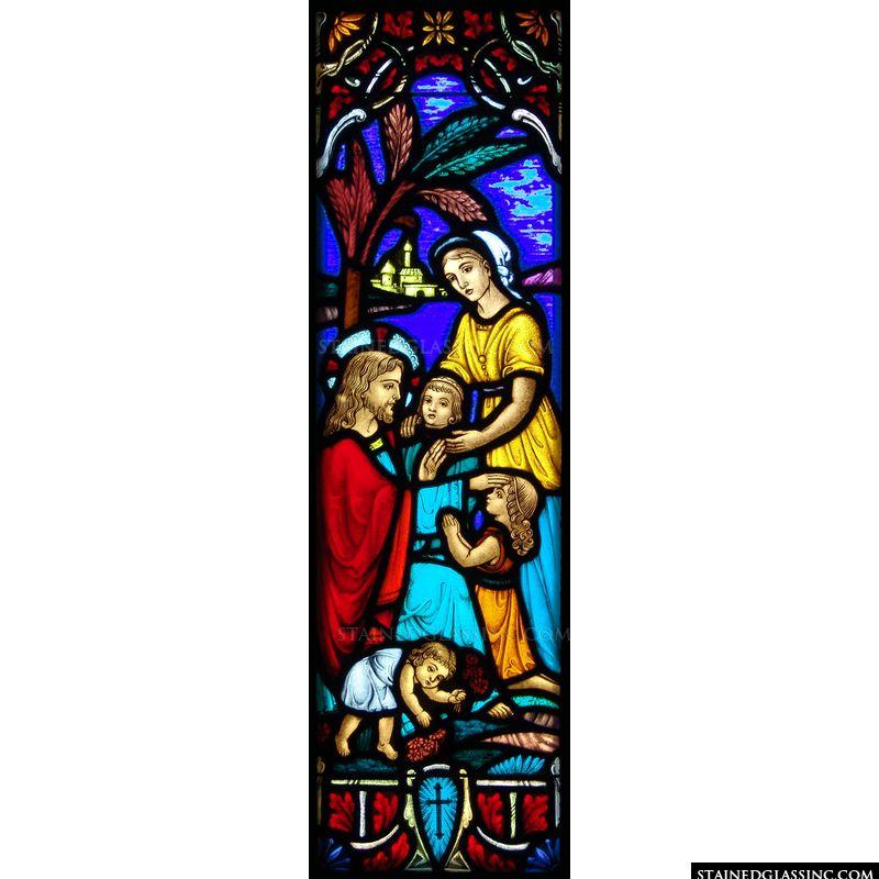 Love of Christ for Children