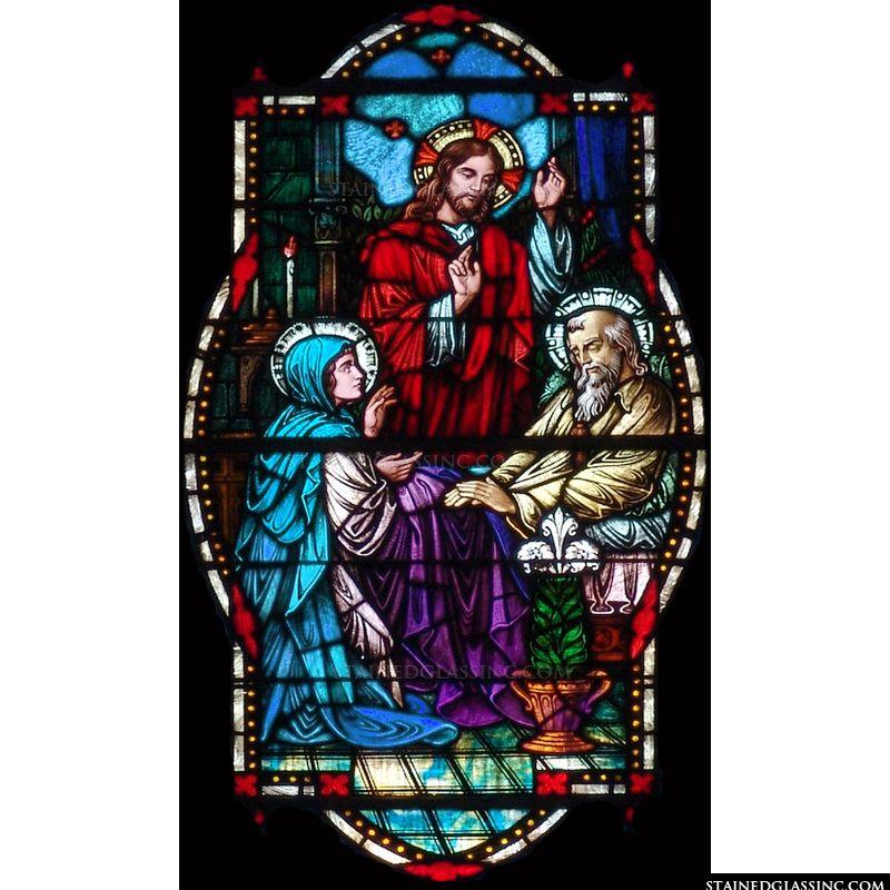 Blessing of St. Joseph