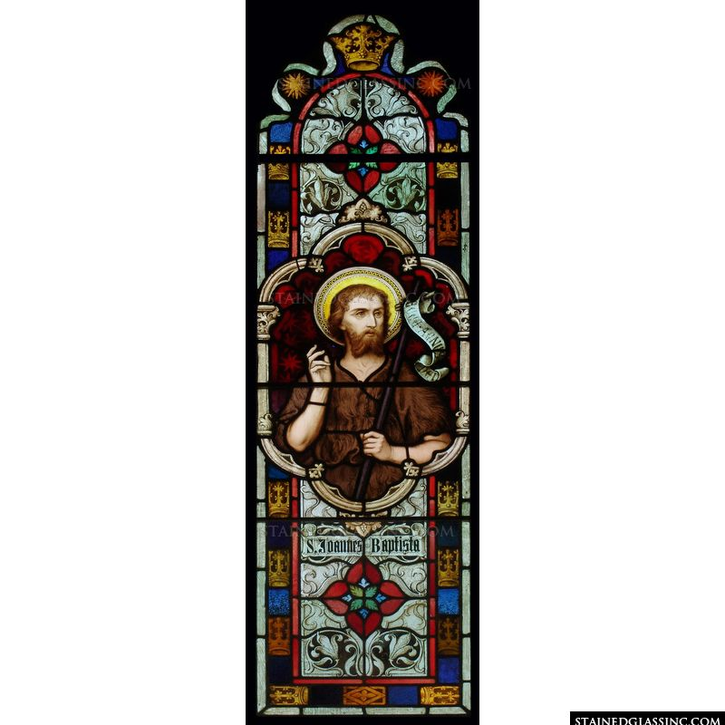 St. John, the Baptist