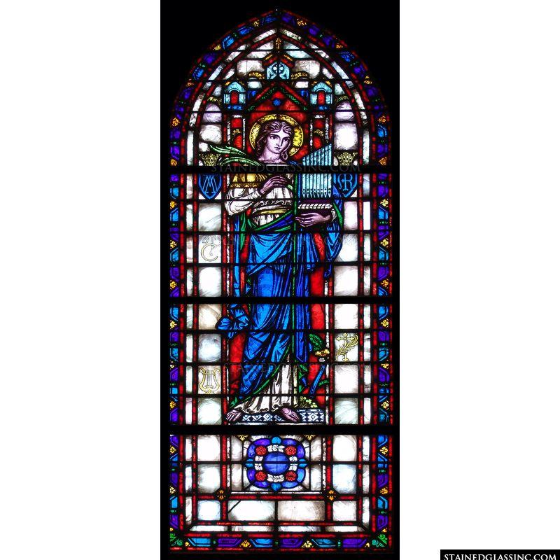 St. Cecelia, Patroness of Music