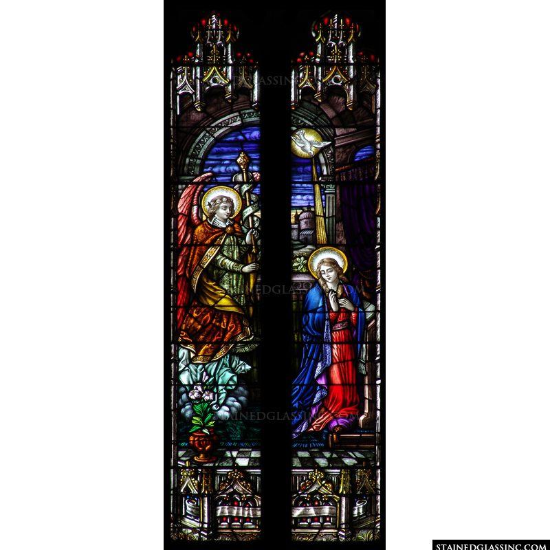 Annunciation Design