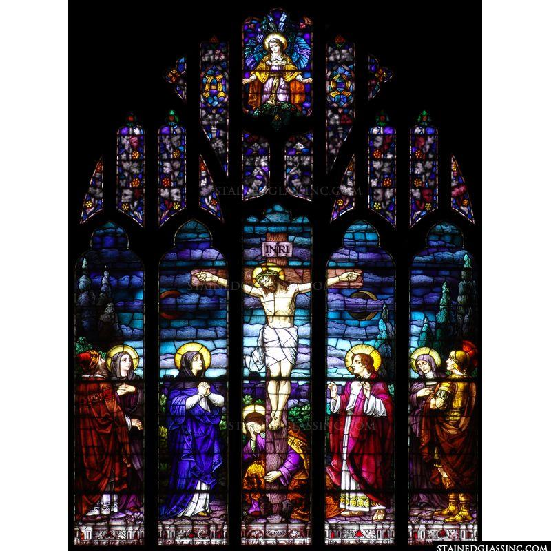 Christ on the Crucifix