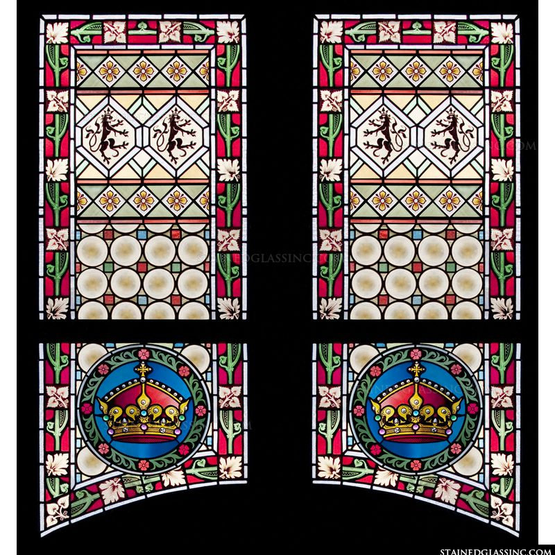 Double Panel Crowns