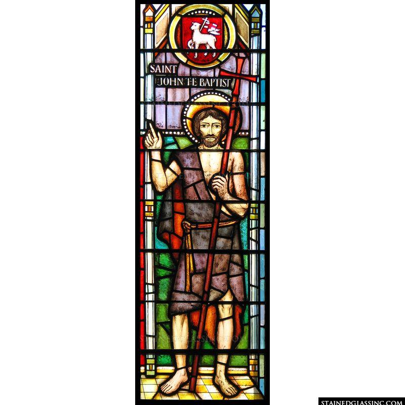 Christ's Cousin, John