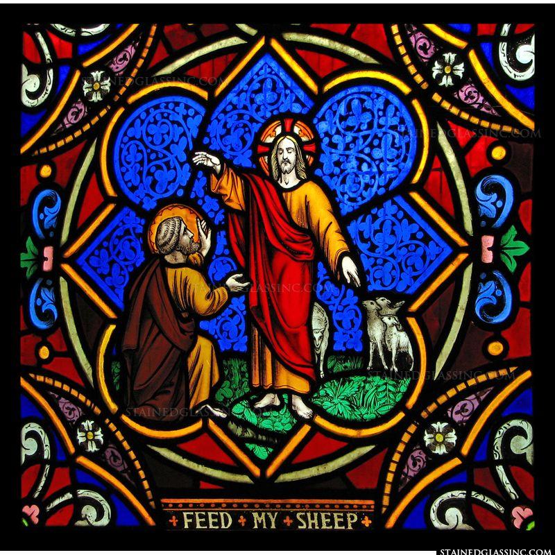 Feed my Sheep, Peter