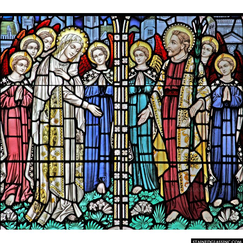 Wedding of Mary and Joseph