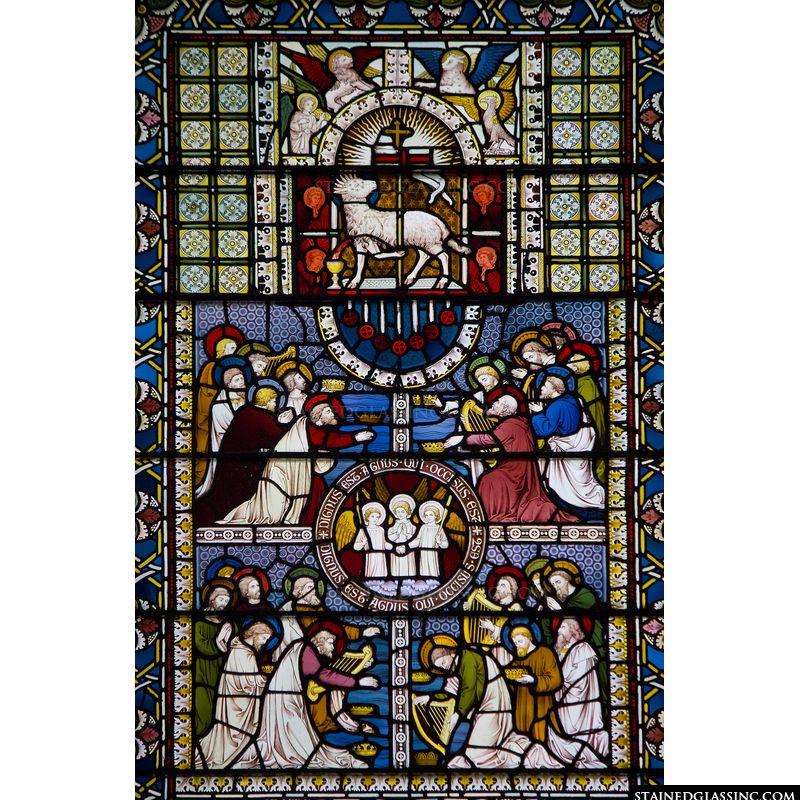 The Lamb Triumphant