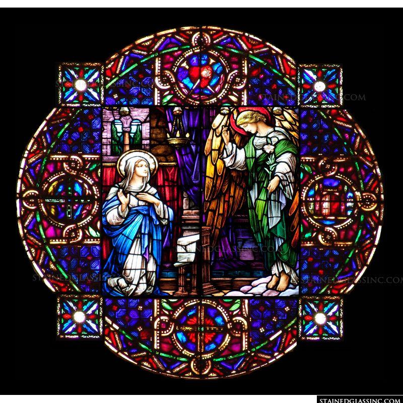 Round Annunciation
