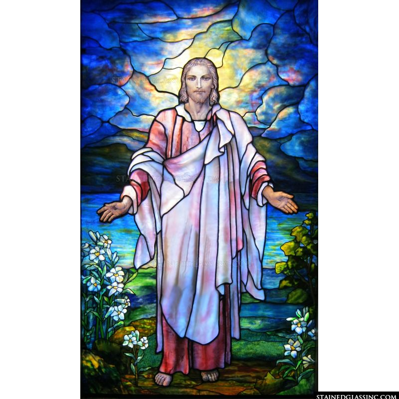 Glorious Christ