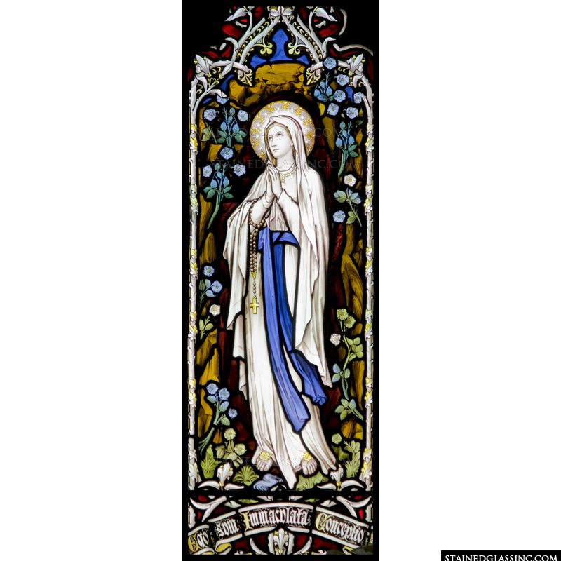Mary, the Immaculate Conception